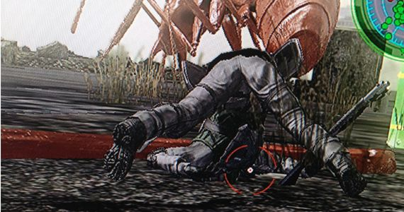 PS3版「地球防衛軍4」のバグ・処理落ち・強制終了・鬼畜仕様にいいかげん激おこぷんぷん丸な件