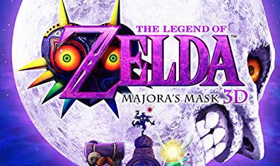 「ゼルダの伝説ムジュラの仮面3D」お面やハートのかけら集め