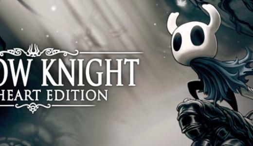 【Hollow Knight攻略】プレイしてみた感想と評価まとめ…広大なダンジョンの探索と爽快なアクションを楽しむことが出来る6mん